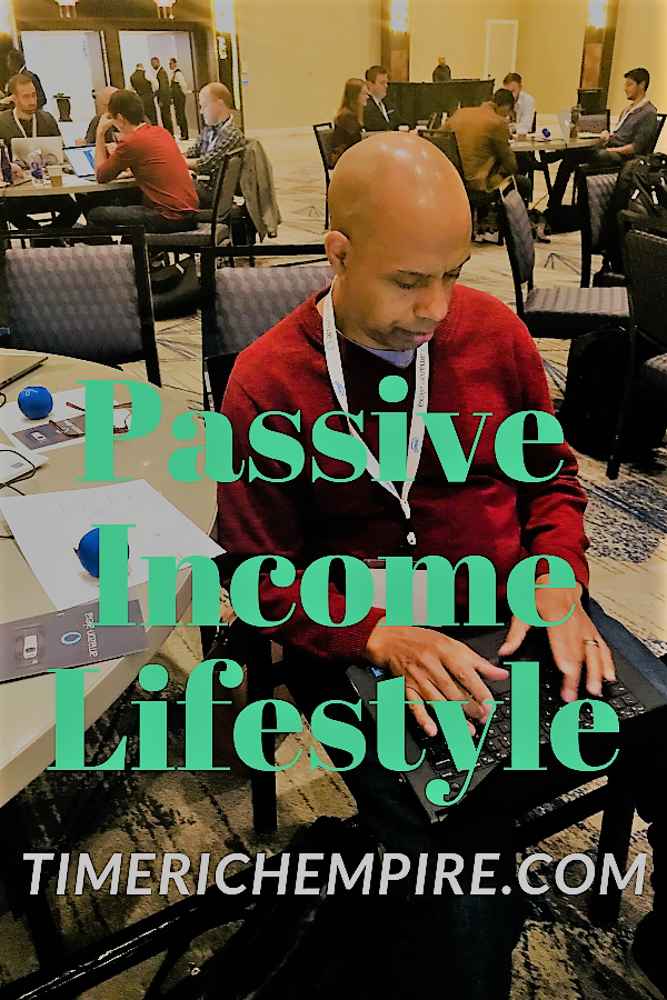 Time Rich Empire Kyle Ransom Passive Income Work From Home
