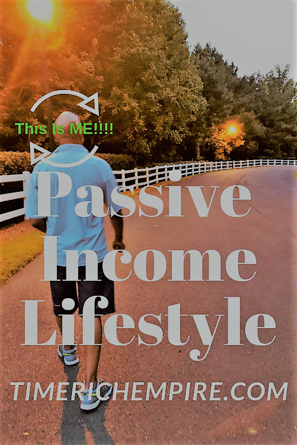 Time Rich Empire Kyle Ransom Work From Home Passive Income