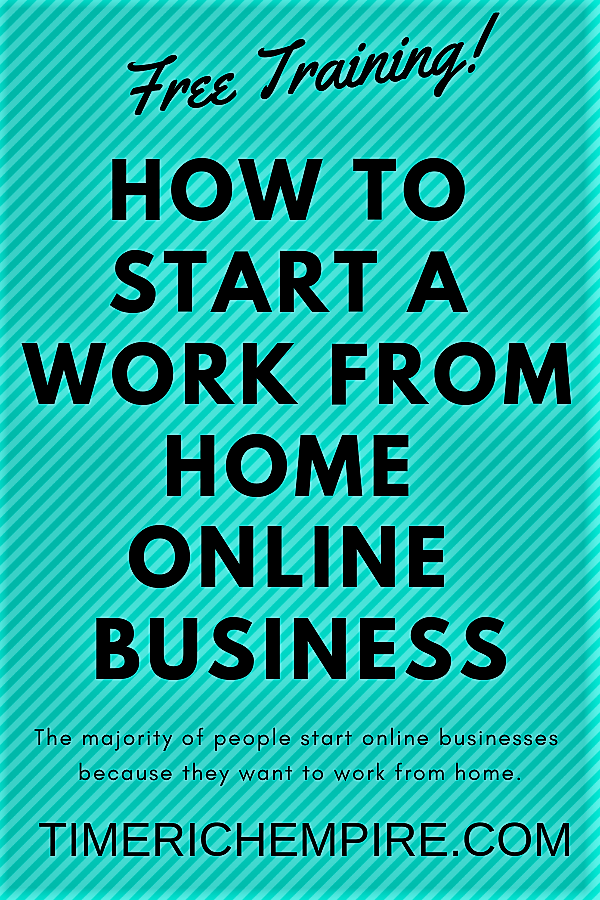 Free Training How To Start A Work From Home Online Business main