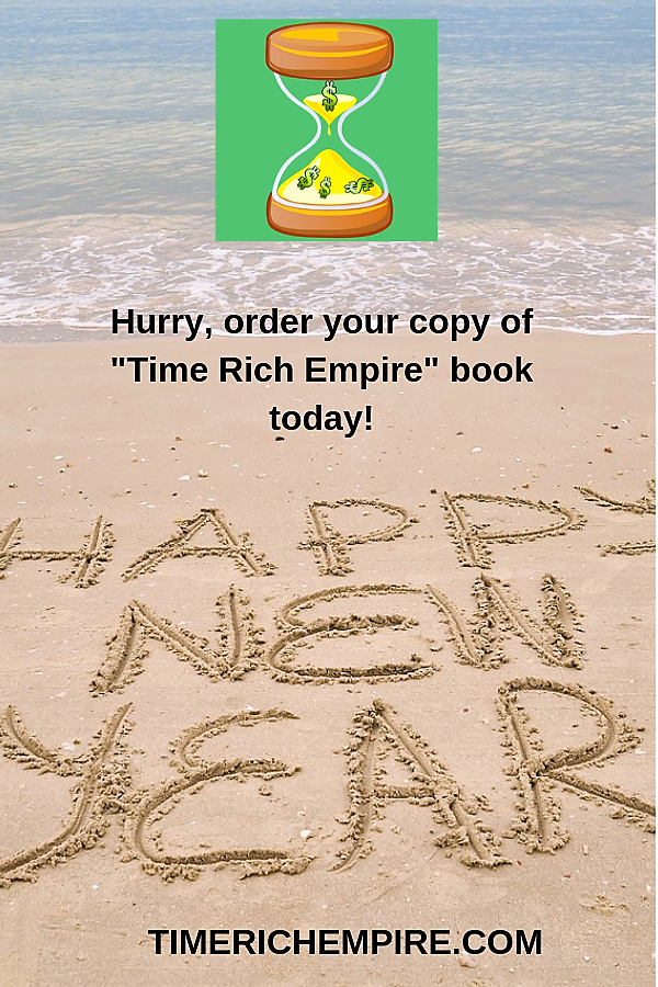 Time Rich Empire Happy New Year 2019