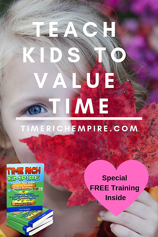 Teaching Kids To Value Time, Why Teaching Kids To Value Time Is The Future To Happiness