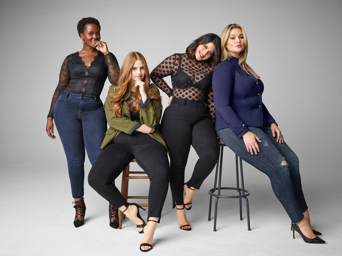 Lane Bryant Plus Size Clothing Time Rich Empire