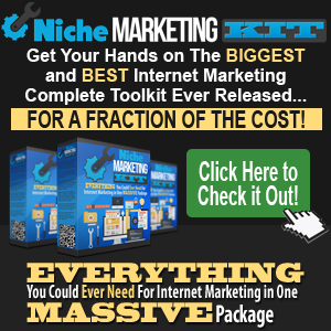 Niche-Marketing-Kit Time Rich Empire